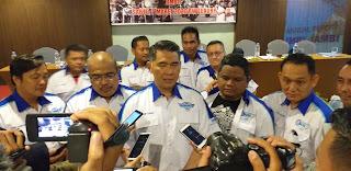 Walikota Jambi Secara Resmi Membuka Rakerda IMBI Jambi Ke-14.