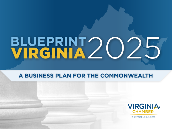 Virginia housing development authority blueprint virginia 2025 the virginia chamber of commerce recently released blueprint virginia 2025 a comprehensive initiative that provides business leadership direction malvernweather Choice Image