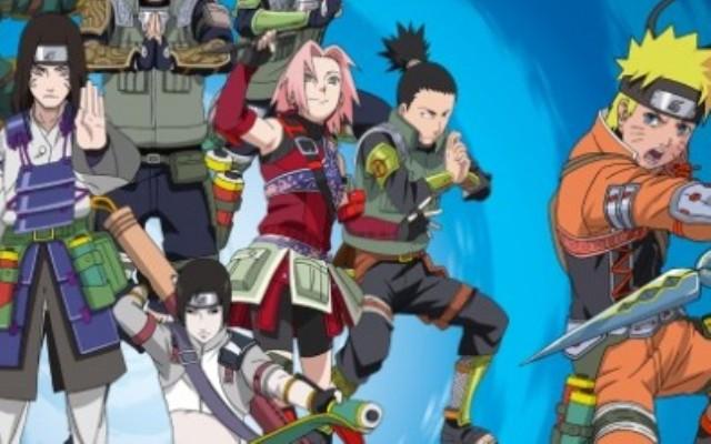 Naruto Shippuden Chronicles PC Games Screenshots