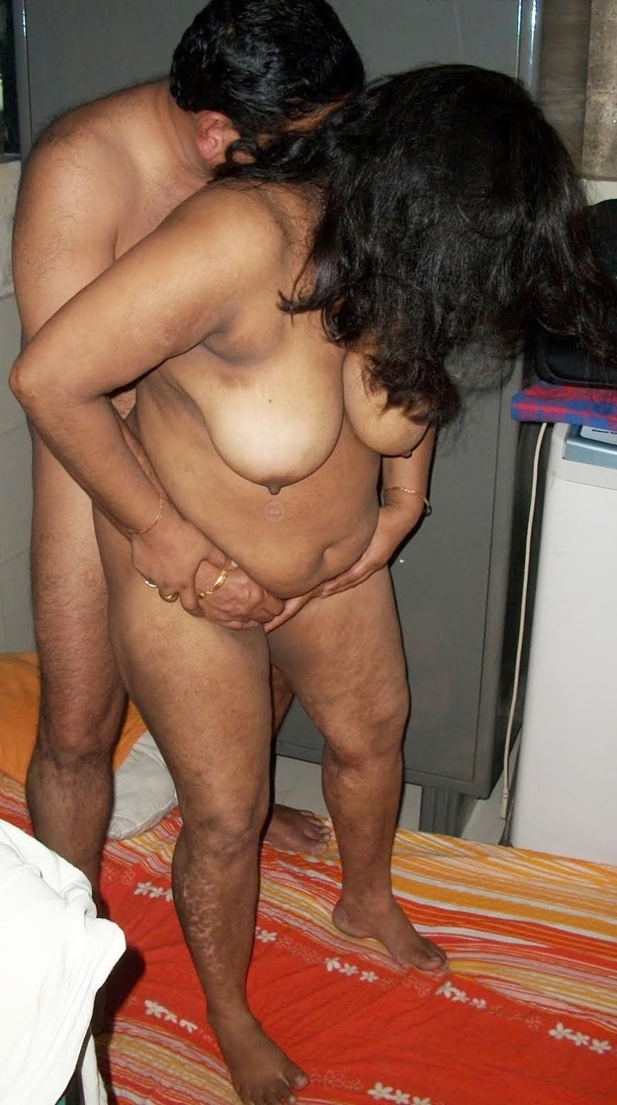 Indian married aunty blowjob to his boyfriend 8