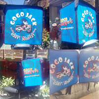 jual Tas delivery makanan Surabaya gogojack