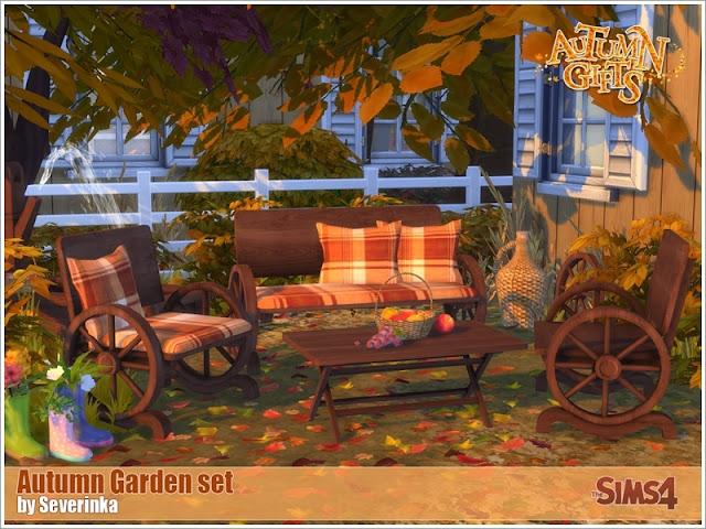 The Sims 4, предметы для The Sims 4, Симс 4, Severinka_, моды для The Sims 4, мебель для The Sims 4, декор для The Sims 4, Severinka_ декор, декор для дома, декор в Sims 4, оформление дома, декор комнат, декор для Sims 4, интерьерный декор, украшения для сада в Sims 4, декор для сада, птичьи домики, скворечники в Sims 4, для птиц, птицы Sims 4, птицы декоративные, скворечники декоративные, сапоги с цветами, украшения деревенские, украшения садовые, осенние листья, осенний сад