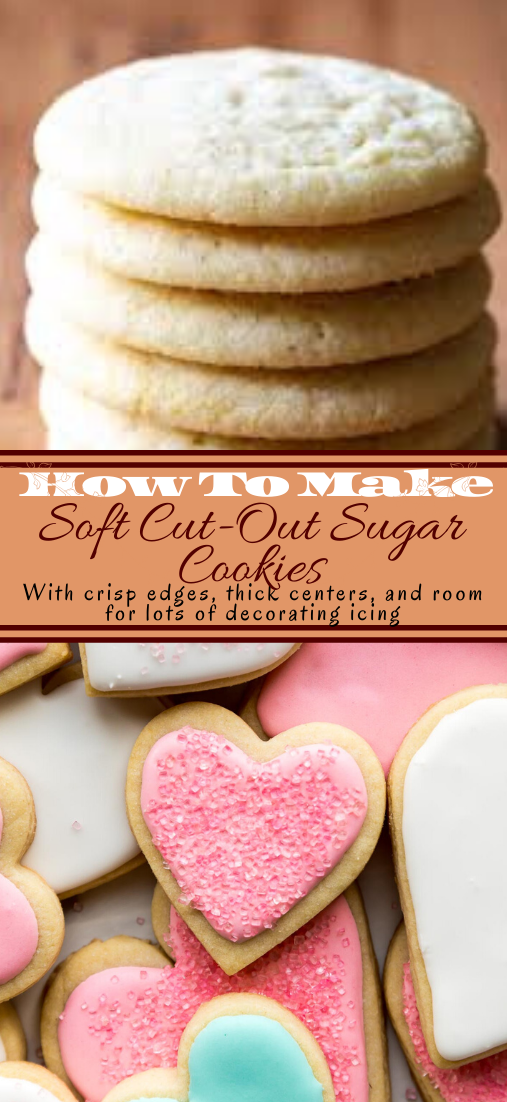The Best Sugar Cookies #desserts #cakerecipe #chocolate #fingerfood #easy
