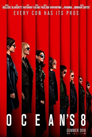 Oceans 8 2018 English 300MB WEB-DL 480p
