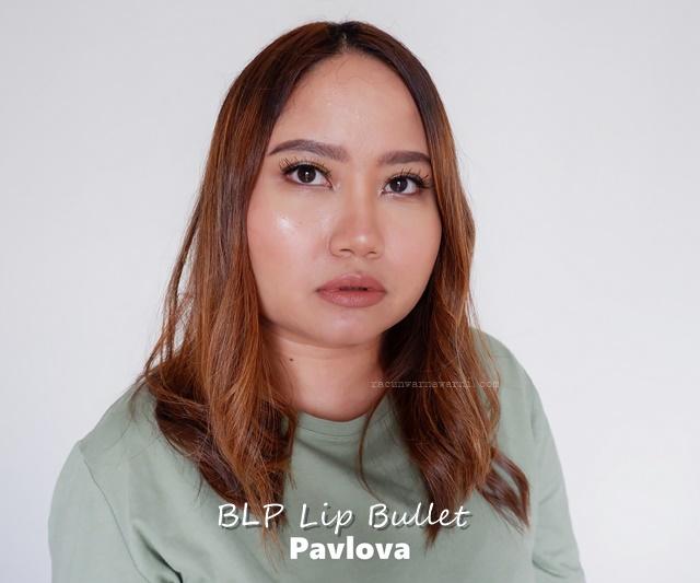 Review BLP Lip Bullet - Swatch All Shades - Racun Warna-Warni