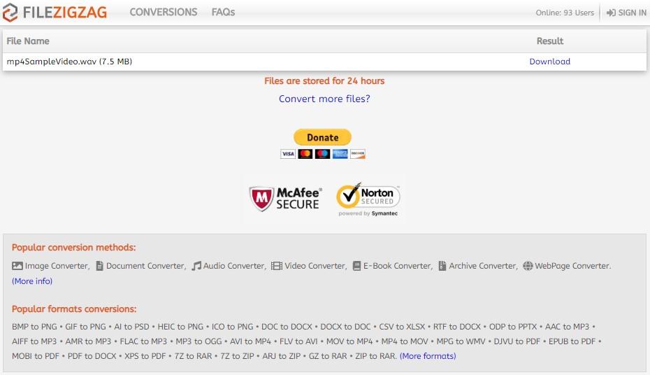 MP4 to WAV - blogger.com