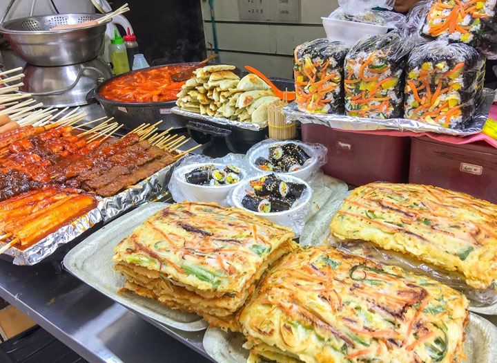 Hati-Hati Dengan Penjual Makanan Jalanan di Korea