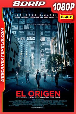 El origen (2010) 1080p BDrip Latino – Ingles
