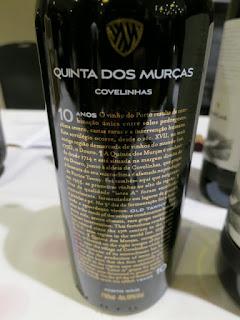Esporão Quinta dos Murças 10 Year Old Tawny Port - Douro, Portugal (91 pts)