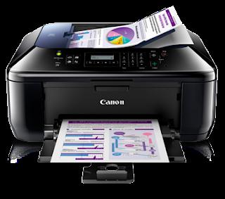 Canon Pixma E610 Printer Driver Download