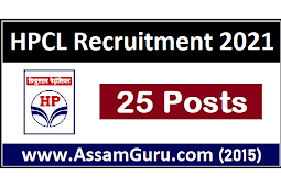HPCL Recruitment 2021 | Apply for 25 Chartered Accountant Posts