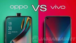 Bagusan Kamera Oppo atau Vivo