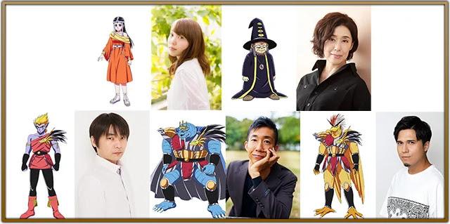 El anime Dragon Quest: Dai no Daibōken (Las aventuras de Fly) anuncia cinco nuevas voces.