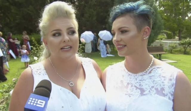Após legalização, Austrália tem seu primeiro casamento entre duas pessoas do mesmo sexo