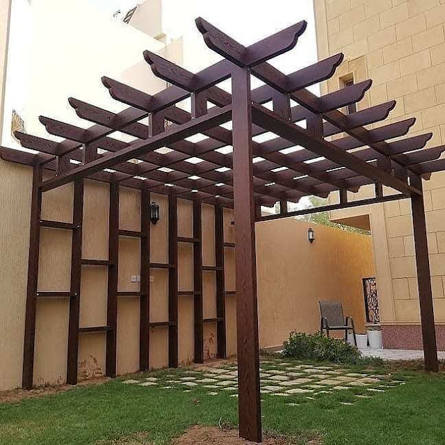 تصميم حدائق منزلية بالدوحة