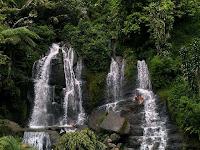 Keindahan Air Terjun Bah Biak Simalungun, Primadona Warga Siantar