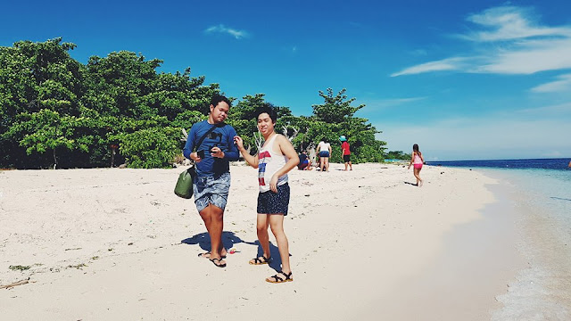 We Almost Didn't Make it to the Pink Sand Beach of Sta Cruz Island Zamboanga