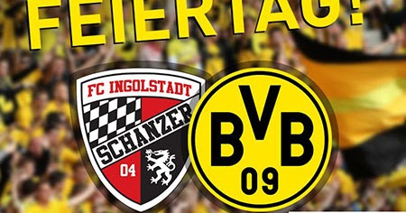 Ingolstadt Dortmund Highlights
