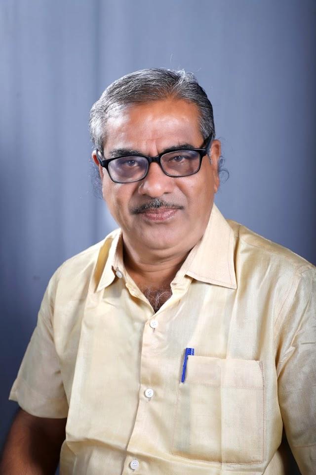 मराठी साहित्यिक - प्रा. शिवाजीराव गणपत बागल