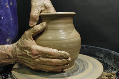 Blog marphil curso de torno con alfonso d ors for Curso de ceramica madrid