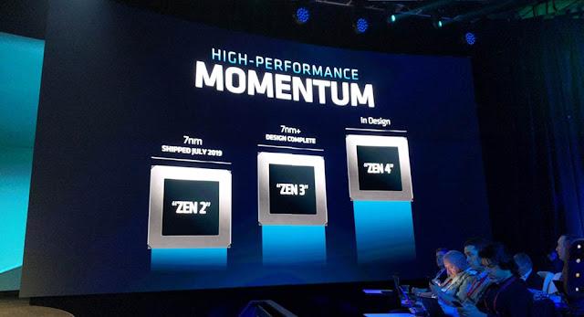AMD afirma que Zen 3 traerá muchísimas mejoras de rendimiento