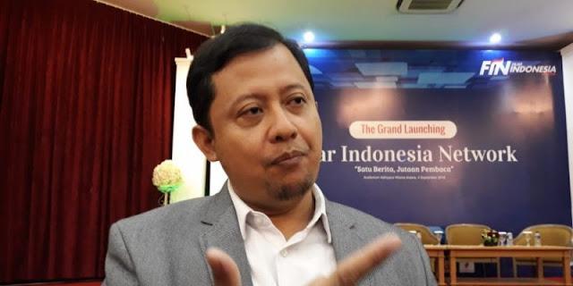 MK Tolak Gugatan RR, Ubedilah Badrun: Tidak Progresif Dan Terlihat Lebih Berpihak Pada Kekuasaan