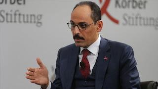 متحدث الرئاسة التركية: عودة اللاجئين إلى المنطقة الآمنة سيستند إلى ثلاثة معايير
