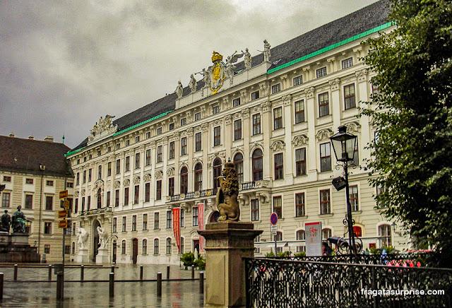 Hofburg, palácio real de Viena