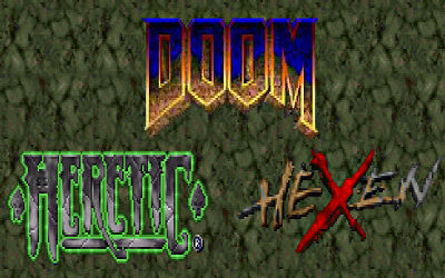 Doom Triple Pack - Jeu FPS sur PC