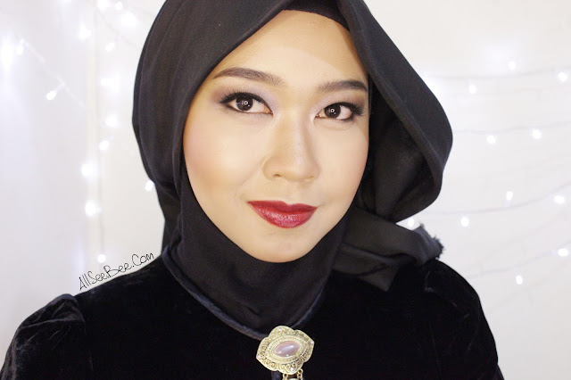 aldila recreate makeup nyai ontosoroh