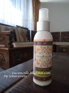 Foot Spray Dari Dewi Sri