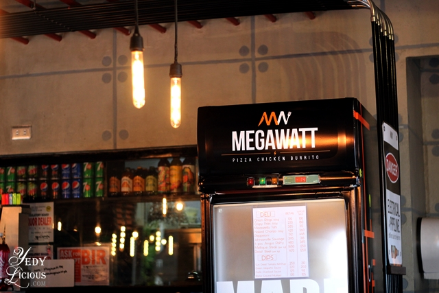 Megawatt Restaurant Gilmore San Juan Quezon City, Megawatt Blog Review Menu, Red Baron Ribs and Steaks, LG2 Autostation Carwash San Juan Solar Panel Renewable Energy