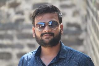 Pratik Patel - Techzword Co-Founder