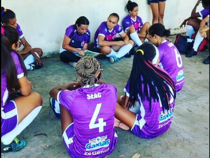 ESPORTE - SEAC caxiense disputará o título neste sábado(6) na final da IV Copa Timonense de Futebol Society Feminino