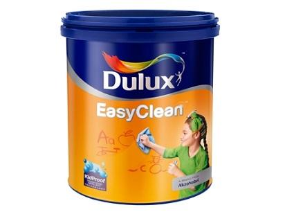 Harga Cat Dulux Easy Clean Dengan KidProof TechnologyTM*
