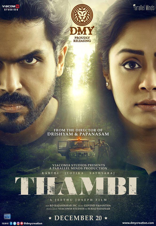 Review Filem Thambi
