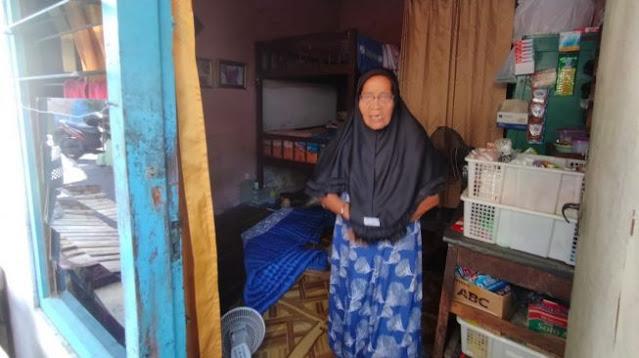 Kisah Nenek Sumirah, Sebatang Kara Warga Surabaya Belum Tersentuh Bantuan Pemerintah