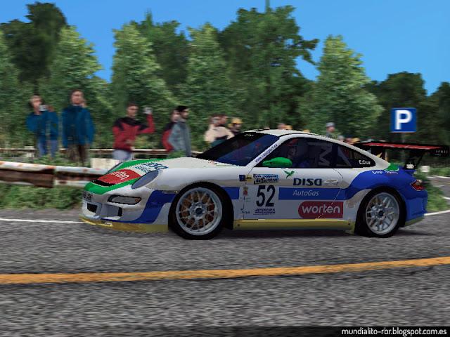 Disa CopiSport Porsche 911 AutoGas