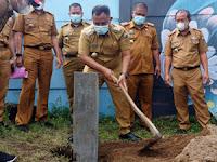 Pantai Kedu dan Kedu Warna di Patok Beton Batas Sempadan, Nanang: Jangan di Copot-Copot