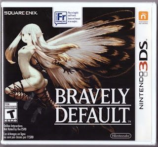 Bravely Default,bravely default 3ds cia