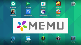 MEmu App Player on your PC