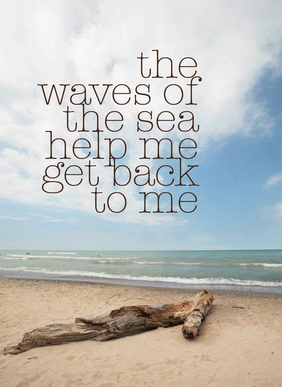 Cool Beach Quotes Quotesgram