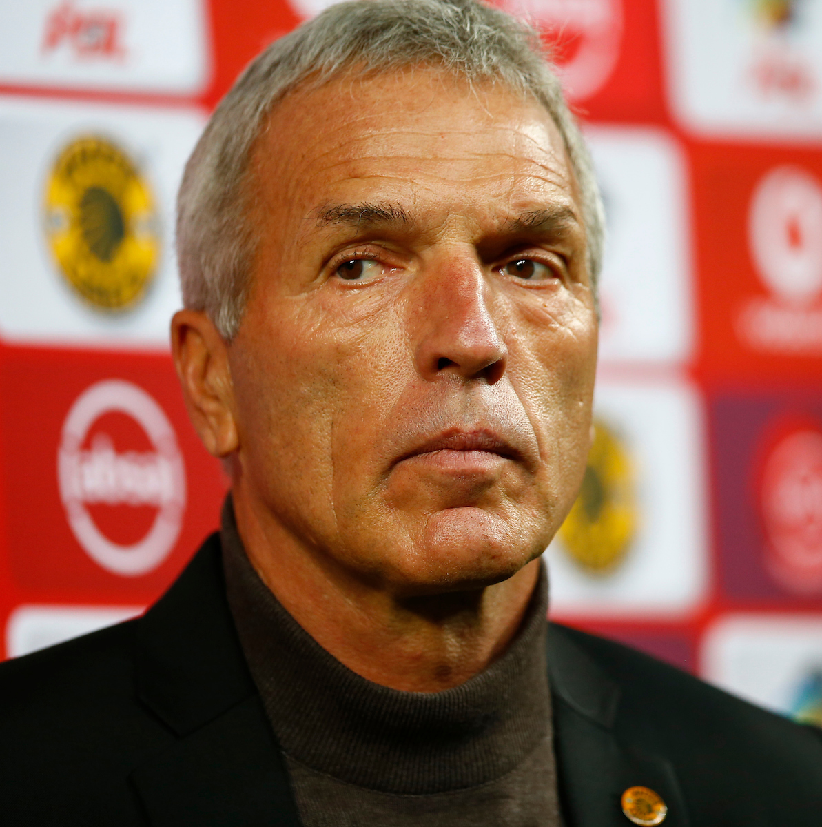 Kaizer Chiefs head coach Ernst Middendorp