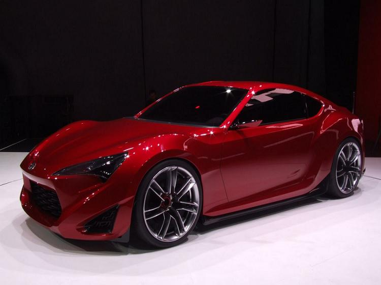 Awesome Scion FR S Concept Car