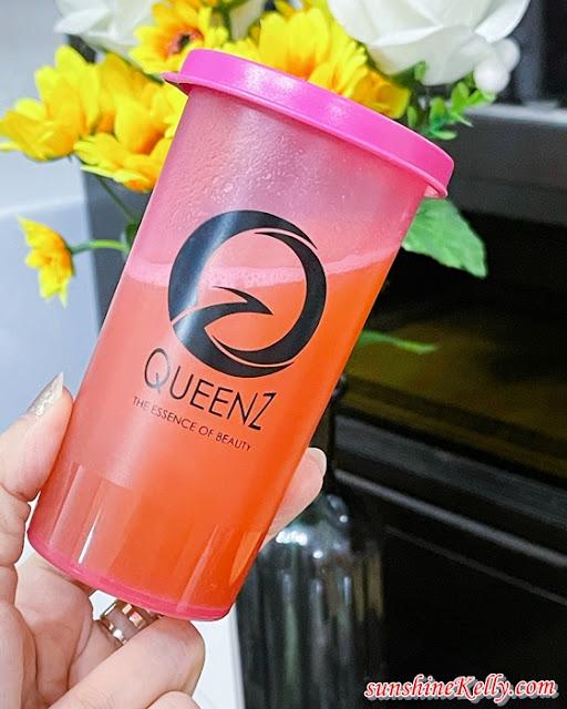 QUEENZ Mango XSliim Back in Malaysia & Singapore, QUEENZ Mango XSliim Review, Best Slimming Drink Review, QUEENZ,  Mango XSliim, Beauty