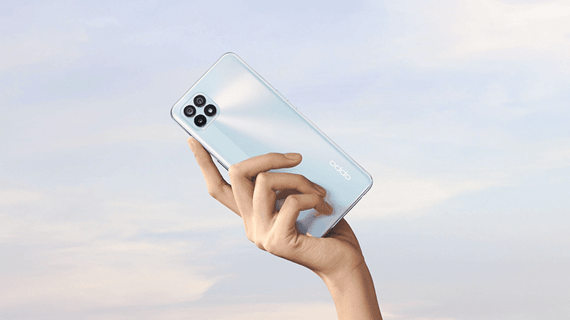 OPPO Reno4 SE with MediaTek Dimensity 720 5G and 65W fast charging announced!