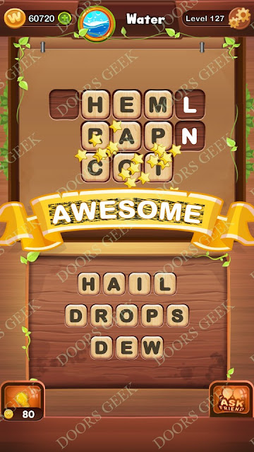 Word Bright Level 127 Answers, Cheats, Solutions, Walkthrough for android, iphone, ipad and ipod