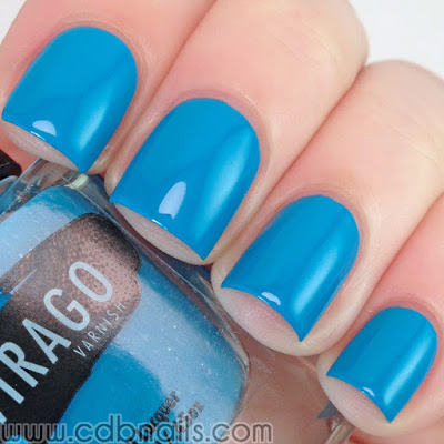 Virago Varnish-Seashore Shenanigans