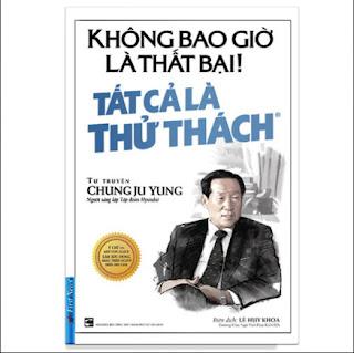 Không Bao Giờ Là Thất Bại! Tất Cả Là Thử Thách (Tái Bản 2019) ebook PDF-EPUB-AWZ3-PRC-MOBI