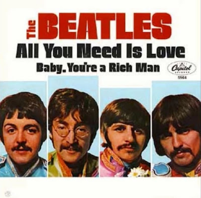Single de All you need is love